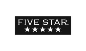 Nadia Marshall Voice Actor Five Star Logo